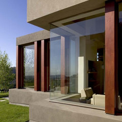 contemporary exterior by House + House Architects