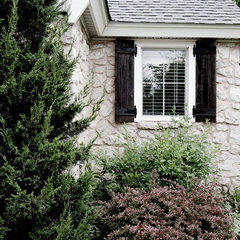 traditional exterior By:  Jaime Shackford