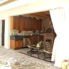 Traditional Exterior by Adler Design Build