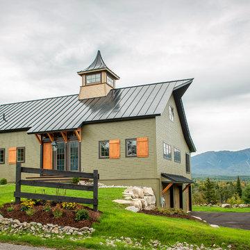 Cabot Barn Home