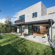 Contemporary Exterior by Southland Building  &  Remodel
