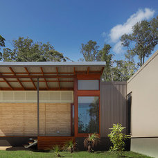 Modern Exterior by Tim Ditchfield Architects