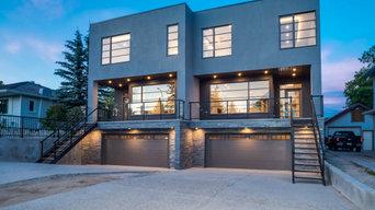 Calgary Custom Home