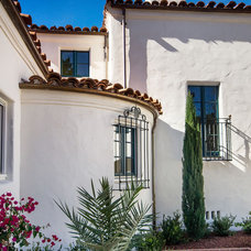 Mediterranean Exterior by mark pinkerton  - vi360 photography