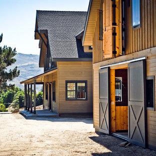 California Barn Home
