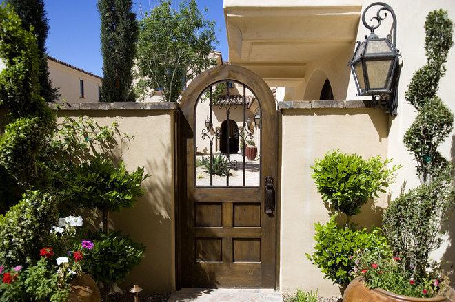 Mediterranean Exterior by Sennikoff Architects