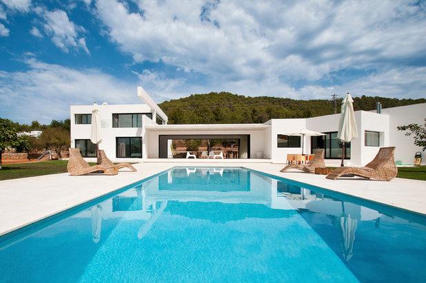 Mediterráneo Fachada by Ivan Torres Arquitectos