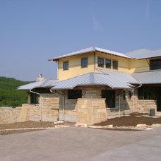 Craftsman Exterior by Oliver Custom Homes