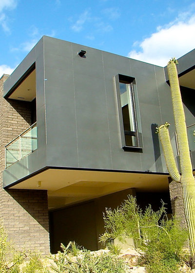 Modern Exterior by Taylordesign + BUILD