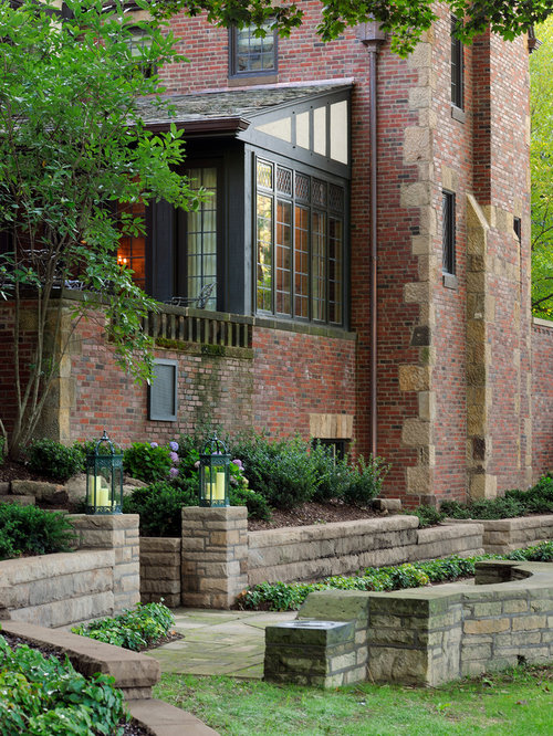 Multi Colored Brick Houzz