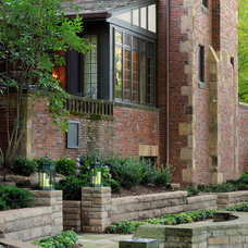 Traditional Exterior by A. A. Luketic & Associates Inc.