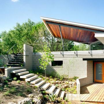 Canyon Edge House