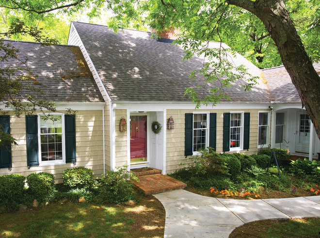 Traditional Exterior by Vinyl Siding Institute