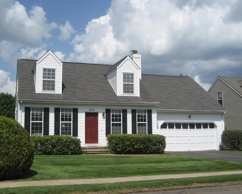 Cape cod dormers houzz for Cape cod dormer