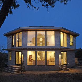 cape cod octagonal house redux