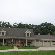 Traditional Exterior by Rochester Homes, Inc.