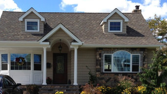 Cape Cod roofing siding Windows gutters