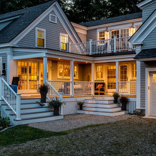 Cape Cod Style Farmhouse Renovation/Remodel, Kittery Maine
