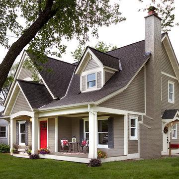 Cape Cod Whole House Renovation