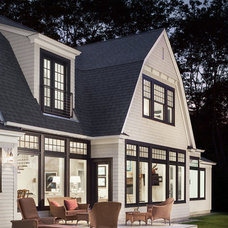 Beach Style Exterior by Bowley Builders