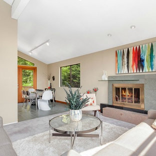 Capitol Hill 70's Home Staging