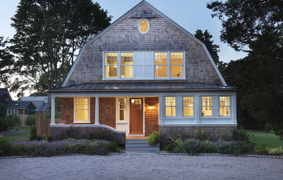 Renovation Detail: The Gambrel Roof