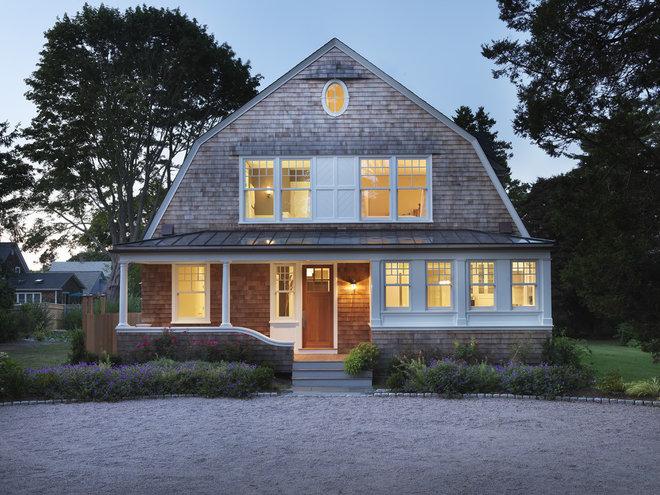 Victorian Exterior by Union Studio, Architecture & Community Design