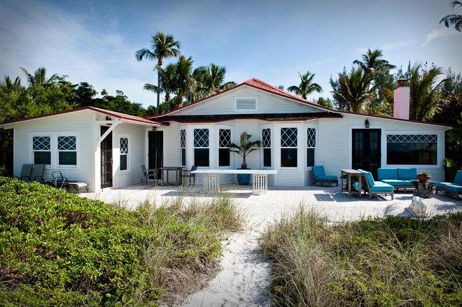 Tropical Exterior by GH3 Enterprises LLC
