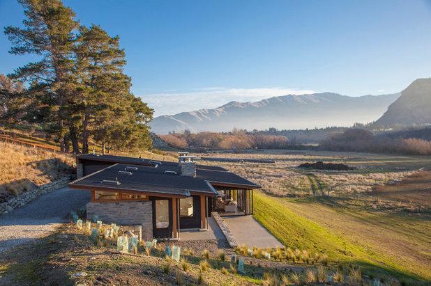 Exterior by Mason & Wales Architects
