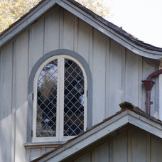 Traditional Exterior by Masterwork