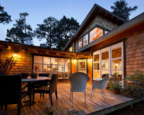Deck Without Railing Home Design Ideas Pictures Remodel