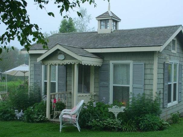 Traditional Exterior by Aiken House & Gardens