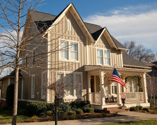 Carpenter Gothic Home Design Ideas Pictures Remodel And