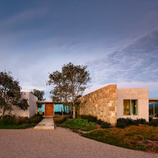 Modern Exterior by Neumann Mendro Andrulaitis Architects LLP