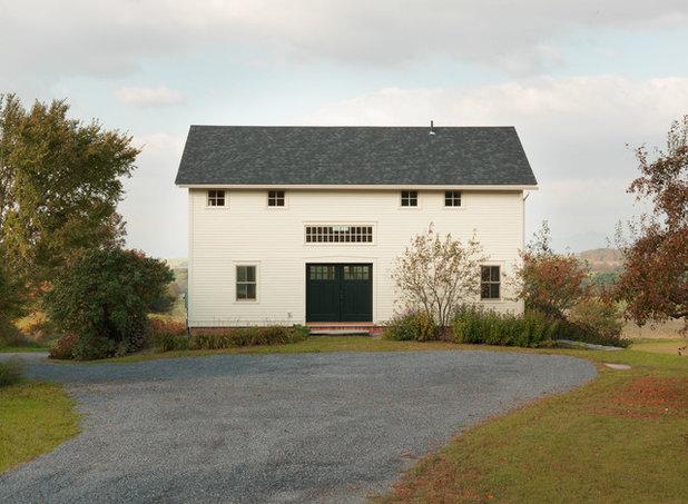 Farmhouse Exterior by Conner & Buck