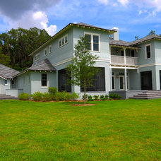 Traditional Exterior by Sunset Properties of Tampa Bay