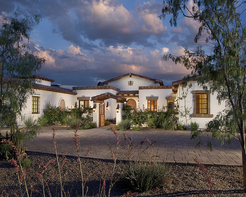 Hacienda Style Homes Home Design Ideas Pictures Remodel