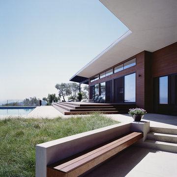 Cary Bernstein Architect  Ridge House