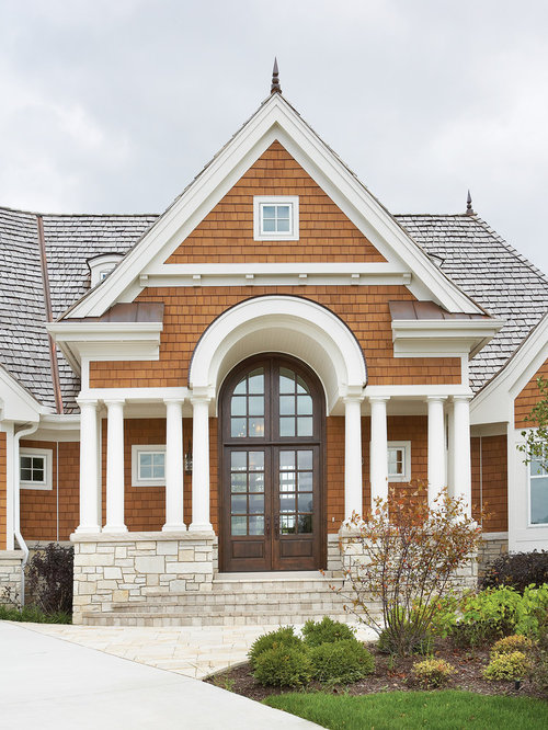 Gable Trim Ideas Pictures Remodel And Decor