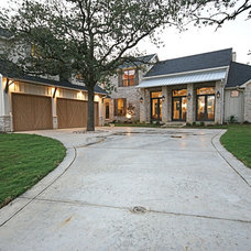 Contemporary Exterior by Victor Myers Custom Homes & Real Estate