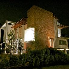 Modern Exterior by Euritmia