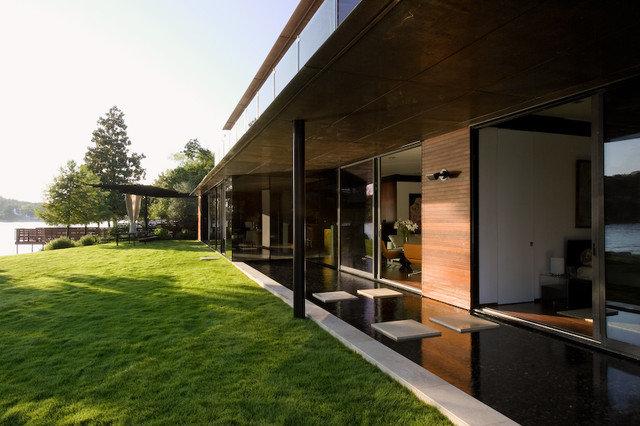 Modern Exterior by Bercy Chen Studio