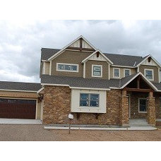 Traditional Exterior by Werschay Homes