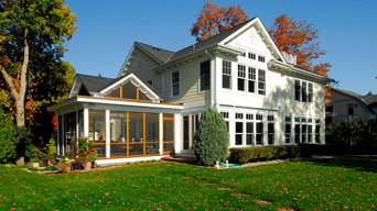 Casco Point Remodeling on Lake Minnetonka