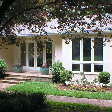 Casement windows - operable and fixed