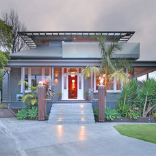 Contemporary Exterior by jessop  architects