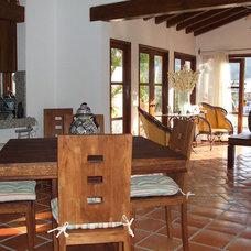 Tropical Exterior by Fernando Rivera & Associates