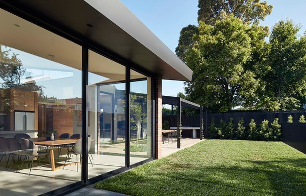 Contemporary Exterior by RBA Architects and Conservation Consultants