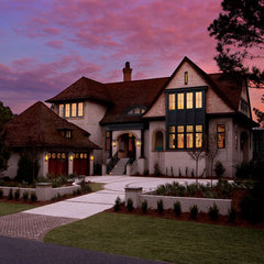 traditional exterior by Wayne Windham Architect, P.A.