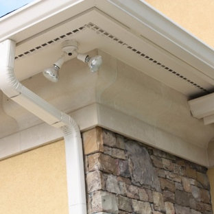 Architectural Soffits With Crown Molding Exterior Ideas